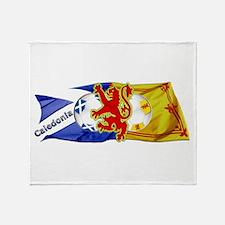 Scotland Football Fashion Throw Blanket