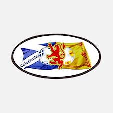 Scotland Football Fashion Patches