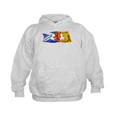 Scotland Football Fashion Hoodie