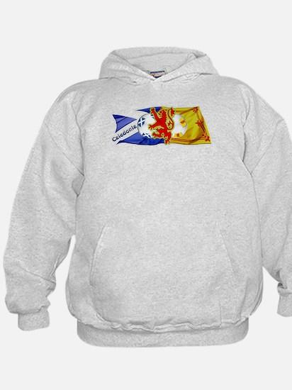 Scotland Football Fashion Hoody