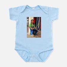 Cambodian Shop Girl Infant Bodysuit