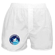 Go Navy Boxer Shorts
