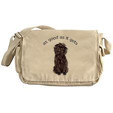 Good Affenpinscher Messenger Bag