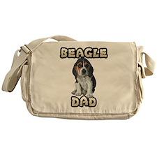 Beagle Dad Messenger Bag