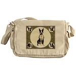 Boston Terriers Messenger Bag