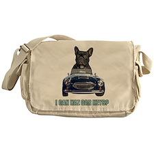 LOL French Bulldog Messenger Bag