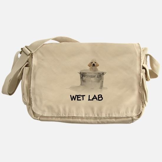 Wet Lab Messenger Bag