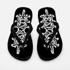 Karate Chiseled Flip Flops
