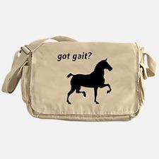 Got Gait Gaited Horse Messenger Bag