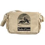 Murder of Crows Messenger Bag
