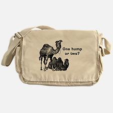 Funny Camels Messenger Bag