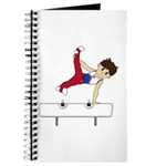 Cute Gymnast Journal