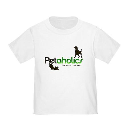 Petaholics Logo Toddler T-Shirt