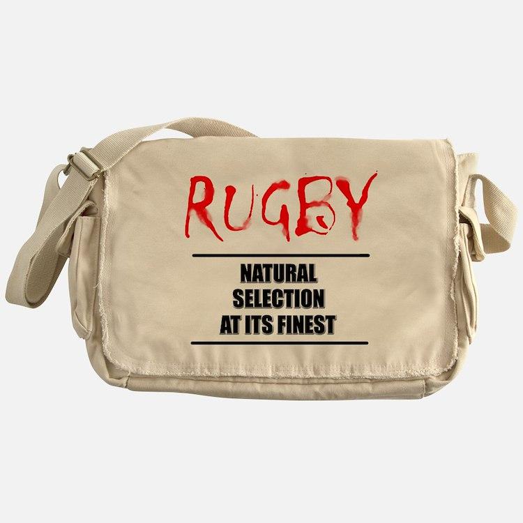 Rugby Natural Selection Messenger Bag