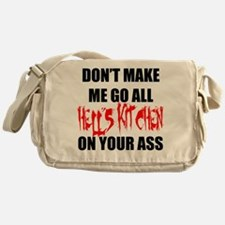 All Hell's Kitchen Messenger Bag