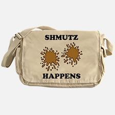Shmutz Happens Messenger Bag