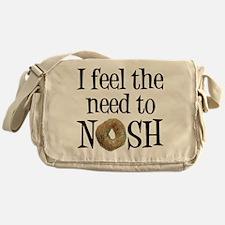 Need to Nosh Messenger Bag