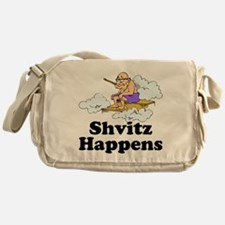 Shvitz Happens Messenger Bag