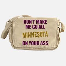 Minnesota Football Messenger Bag