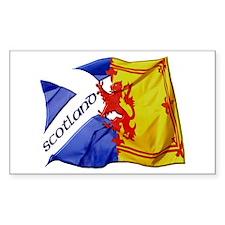 Scotland Football Fashion Decal