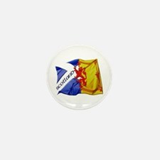 Scotland Football Fashion Mini Button (10 pack)
