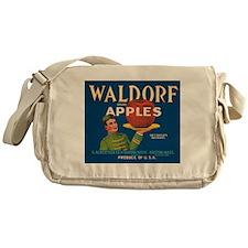 Waldorf Apples Messenger Bag