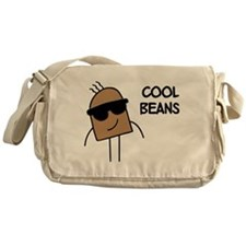 Cool Beans Messenger Bag