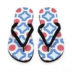 Mod Spots Flip Flops