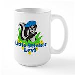 Little Stinker Levi Large Mug