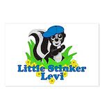 Little Stinker Levi Postcards (Package of 8)