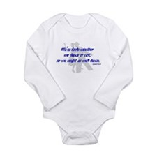 Swing Dance Fools Long Sleeve Infant Bodysuit