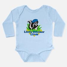 Little Stinker Liam Long Sleeve Infant Bodysuit