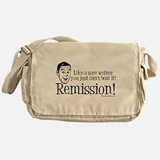 Remission Messenger Bag
