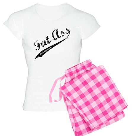 Fat Ass Women's Light Pajamas