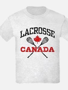 Canadian Lacrosse T-Shirt