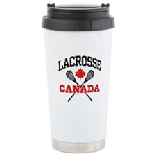 Canadian Lacrosse Travel Mug