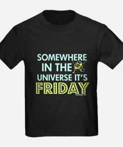 It's Friday Somewhere! T