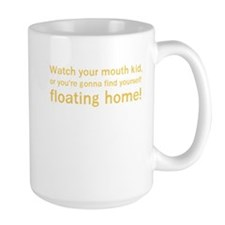 Floating Home - Yellow Mug