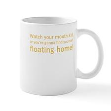 Floating Home - Yellow Mug