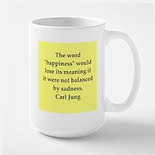 Carl Jung quotes Mug