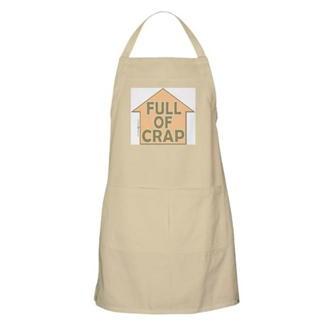 Grover Graphics - Full of Cra BBQ Apron