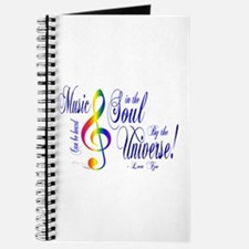 Music in the Soul Journal