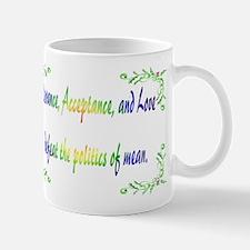 Tolerance Mug