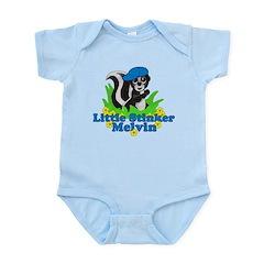 Little Stinker Melvin Infant Bodysuit