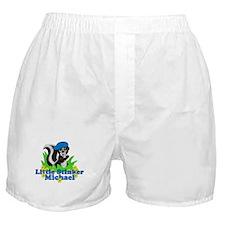 Little Stinker Michael Boxer Shorts