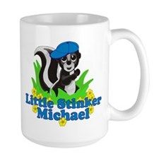 Little Stinker Michael Mug