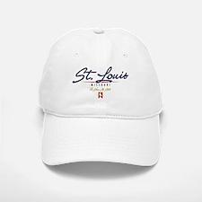 St. Louis Script Baseball Baseball Cap