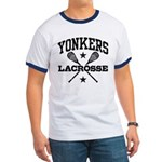Yonkers Lacrosse Ringer T