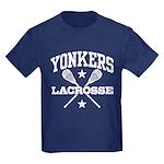 Yonkers Lacrosse Kids Dark T-Shirt