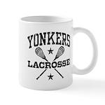 Yonkers Lacrosse Mug